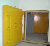 混凝土活门槛单扇防护密闭门