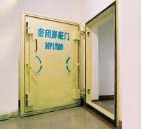 钢结构活门槛单扇防护密闭门